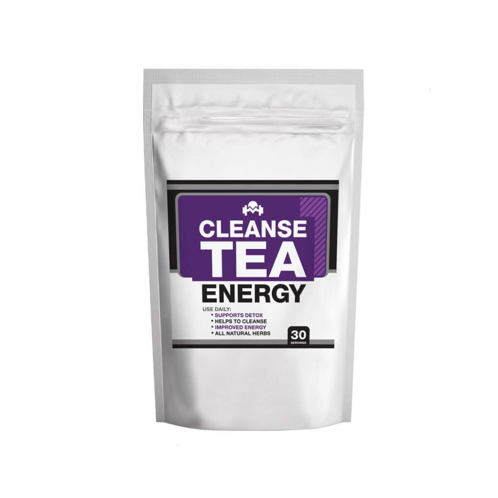 cleanse tea by bauer nutrition