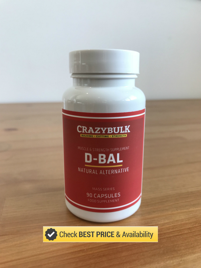 D Bal Review The Power Generator From Crazy Bulk Capsu Org