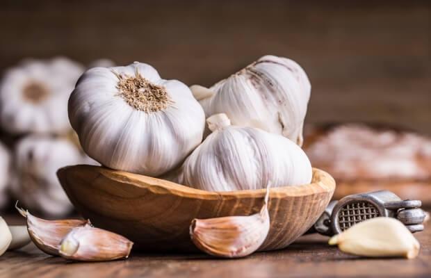 garlic for  improving metabolism