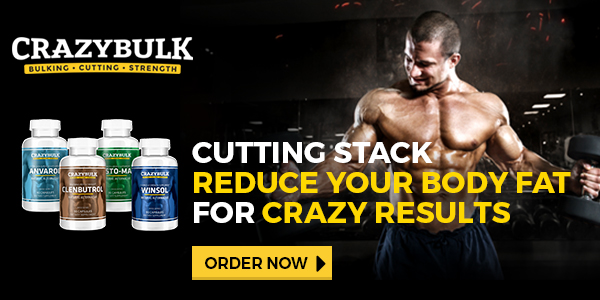 crazybulk cutting stack