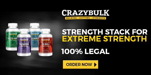 strength stack crazy bulk