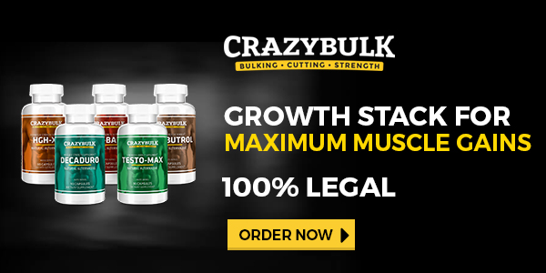 growth stack crazy bulk