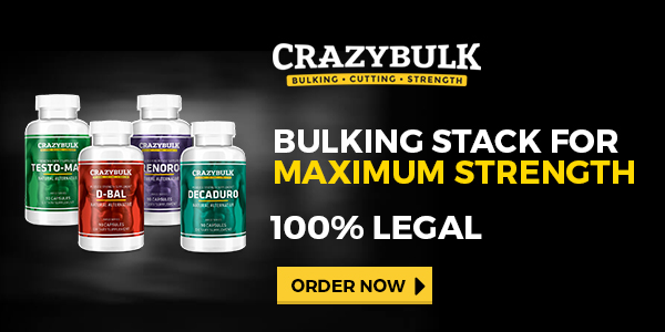 crazy bulk bulking stack